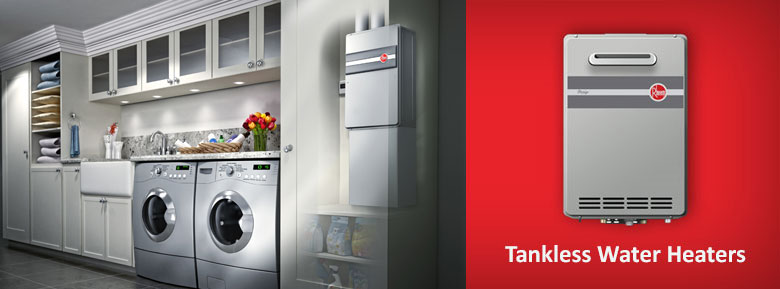 Hot water heaters urban heating and cooling Energy efficient hot water systems