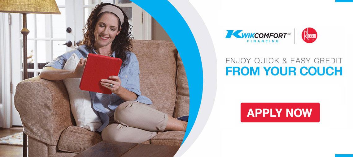 Kwik-Comfort-Financing