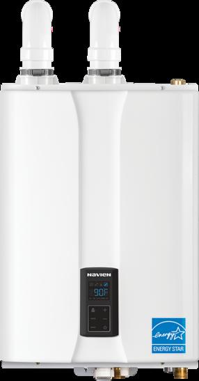 Navien Boilers and Water Heaters